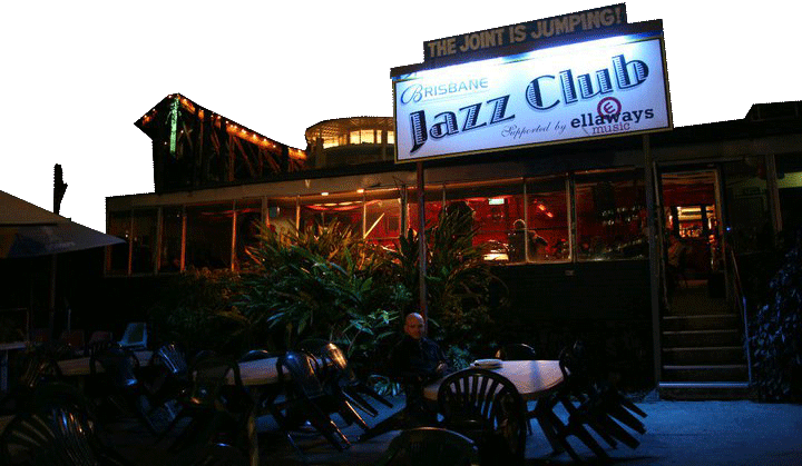 Brisbane Jazz Club Deck